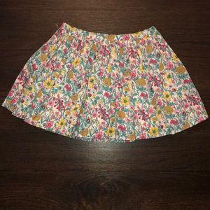 Jacadi girls skirt size 3 never worn